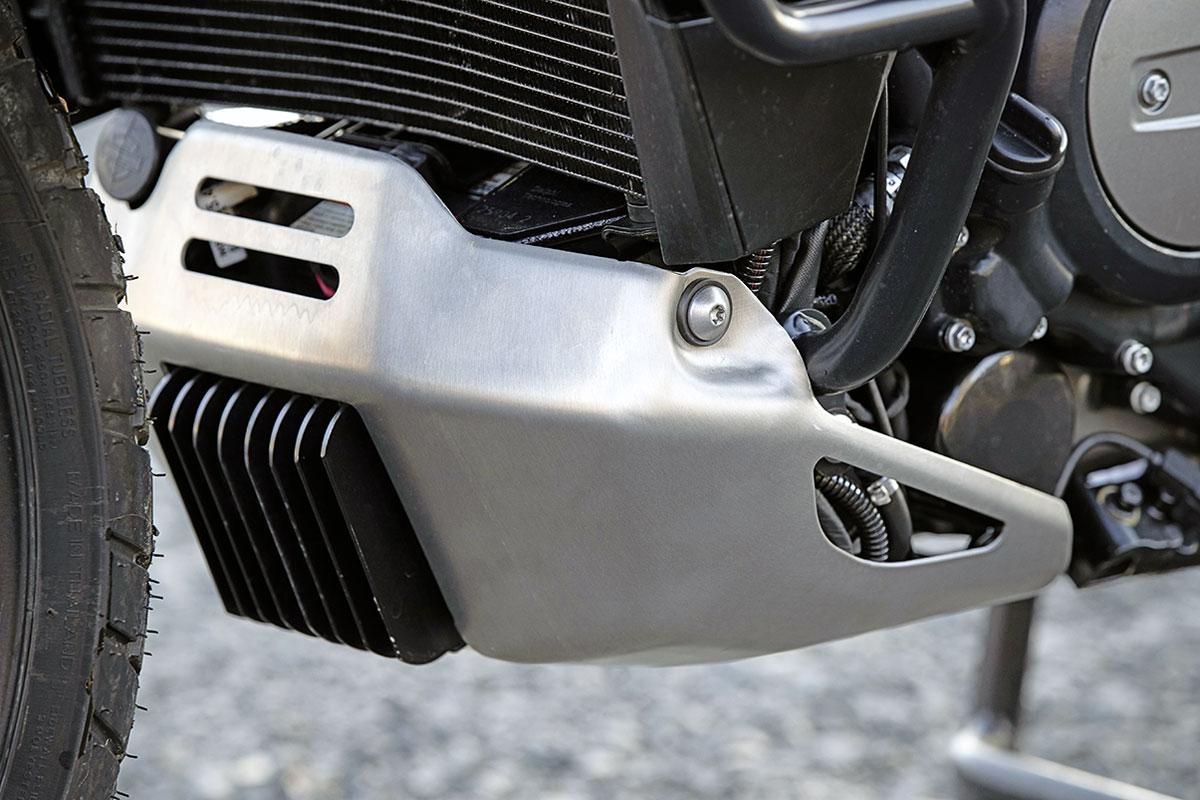 Diskutabler Unterfahrschutz - Harley-Davidson Pan America