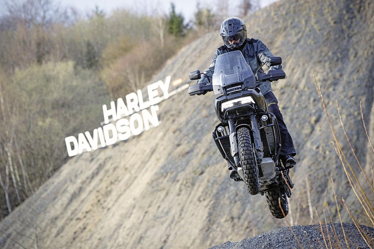 Harley-Davidson Pan America Offroad