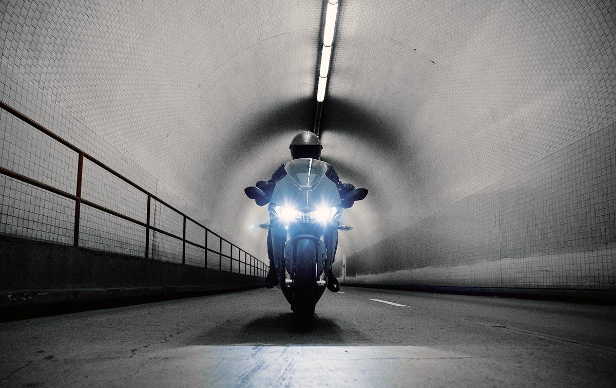 Mit der ZERO im Tunnel - ungewohntes Sounderlebnis