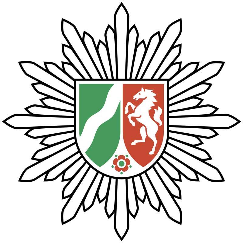 Polizei NRW Wappen