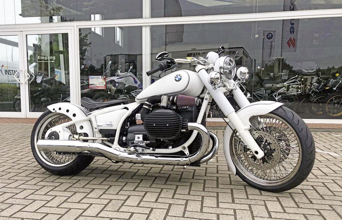 Bögel BMW R18 white
