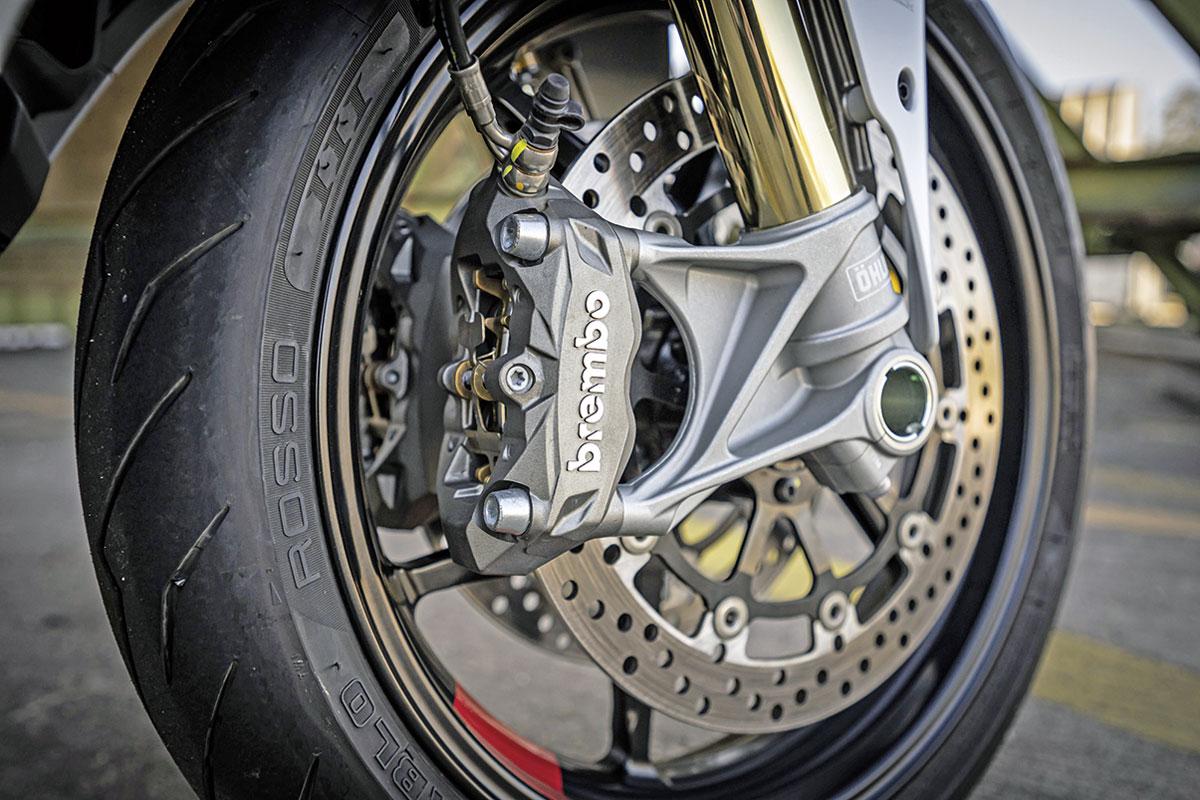 Brembo Bremsanlage Ducati Supersport 950 S, Modell 2021