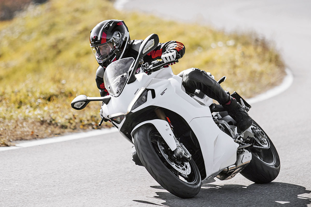 Ducati Supersport 950 S, Modell 2021