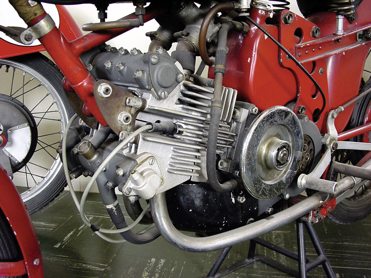 Moto Guzzi Mehrzylinder-Reihenmotoren - Bicilindri