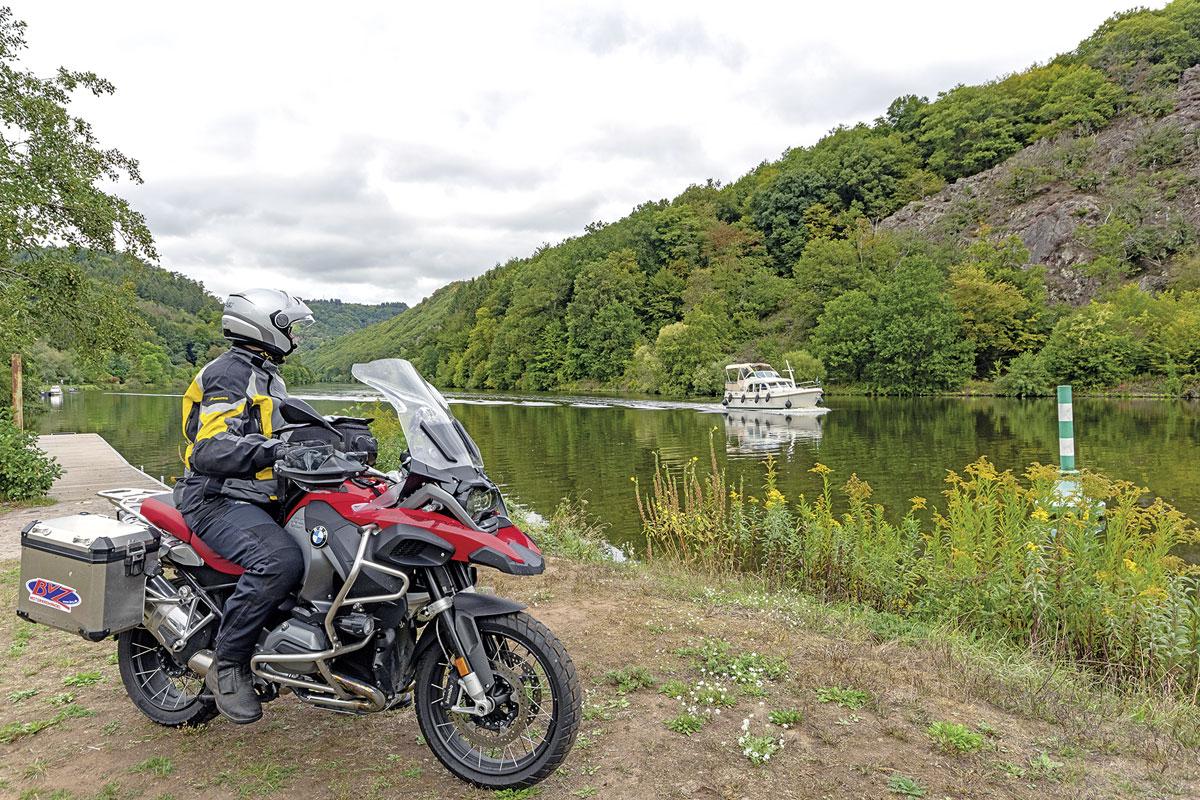 Motorradtour Saar-Nahe-Bergland