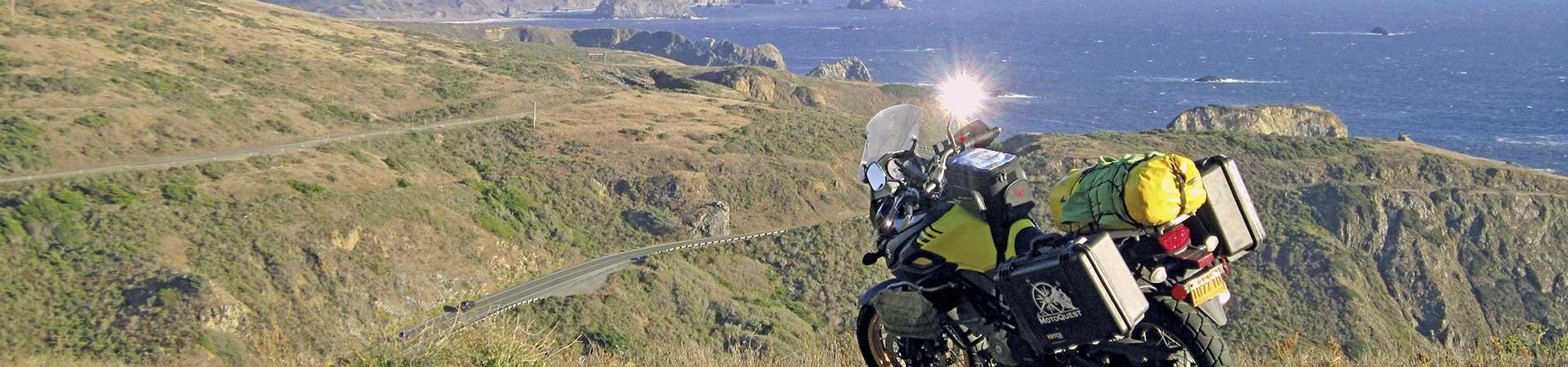 Motorradtour USA Südwesten