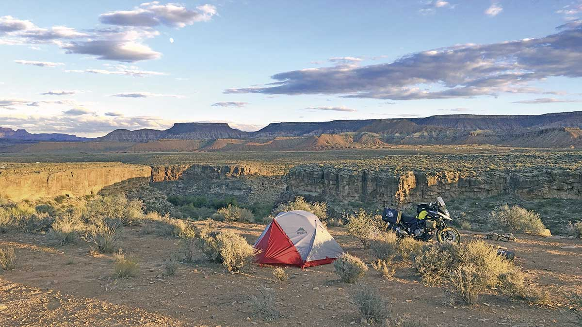 Camping in den USA