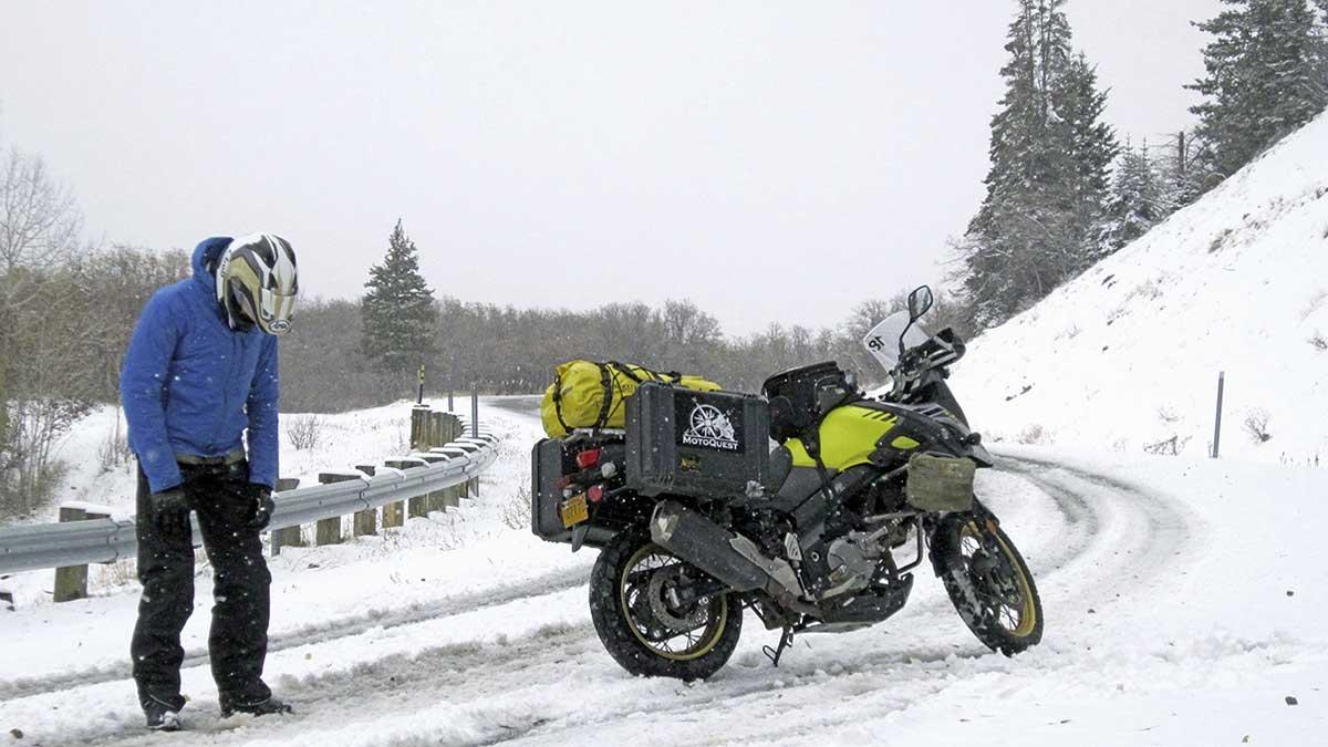 Iiiiihhhh – Schnee in den Hochlagen