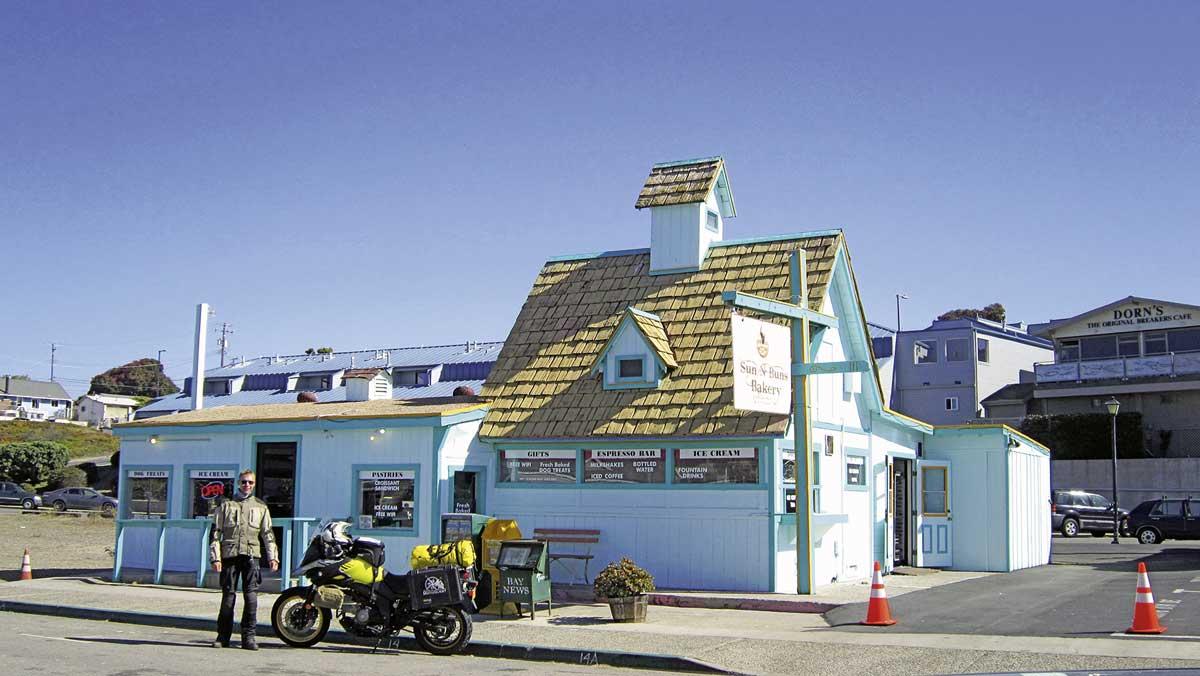 Sun-N-Buns Bakery in Morro Bay