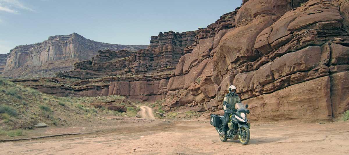 Motorradfahren im Südwesten der USA