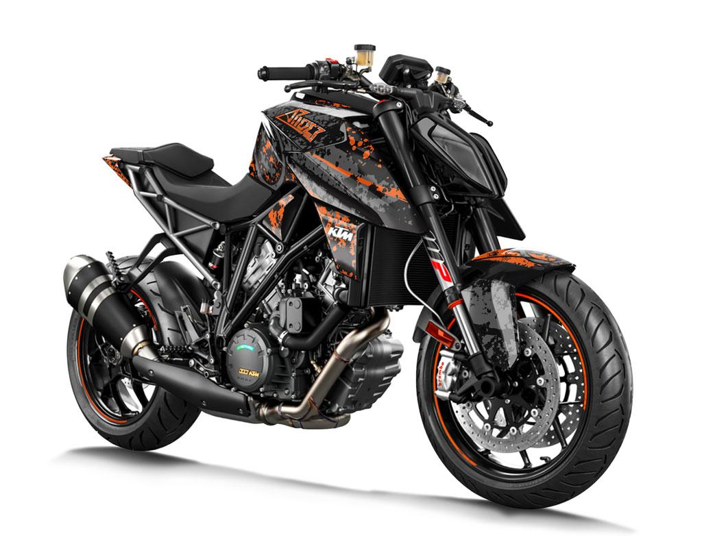 Motorrad Dekor KTM 1290 R Supe Duke
