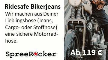 Spreerocker Ridesafe Bikerjeans