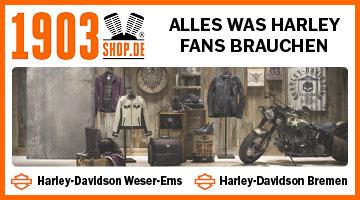 Harley-Davidson, Weser-Ems, Bremen, Börjes